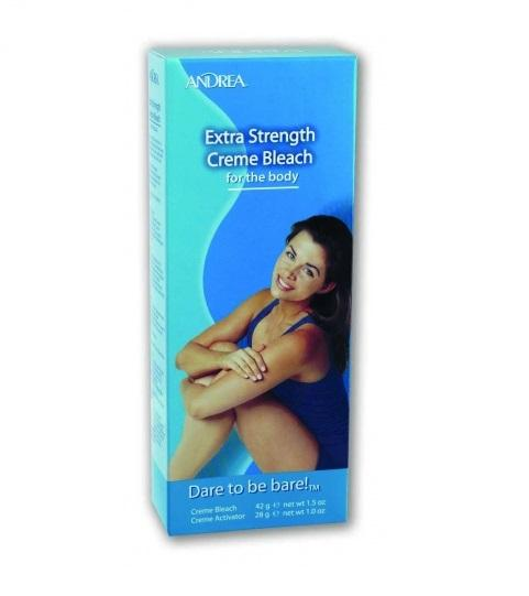Andrea Extra Strength Bleach for the Body w/ Creme Activator