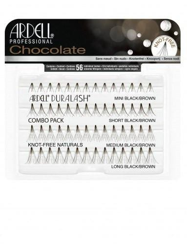 Ardell Chocolate Knot-Free Combo Pack