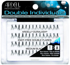 Duralash Natural Knot Free DOUBLE MEDIUM BLACK