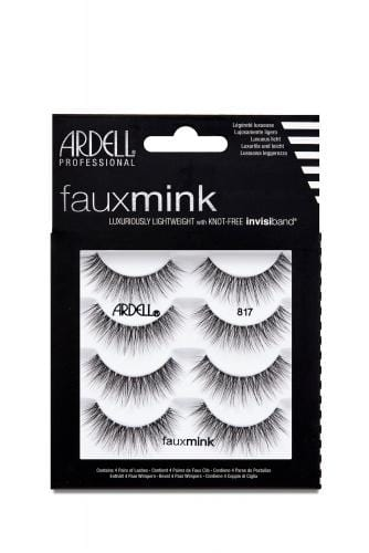 Ardell Faux Mink Lashes #817 4-Pack