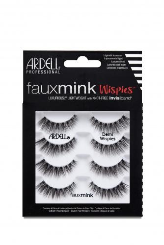 Faux Mink Demi Wispies 4 Pack