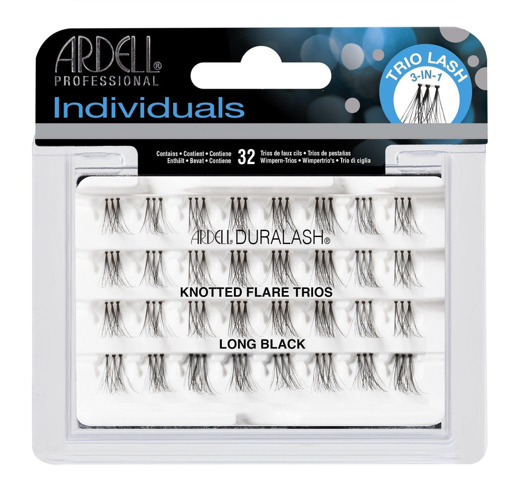Ardell Lash Trios (Long) BLACK