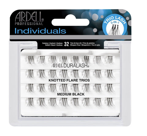 Ardell Lash Trios (Medium) BLACK