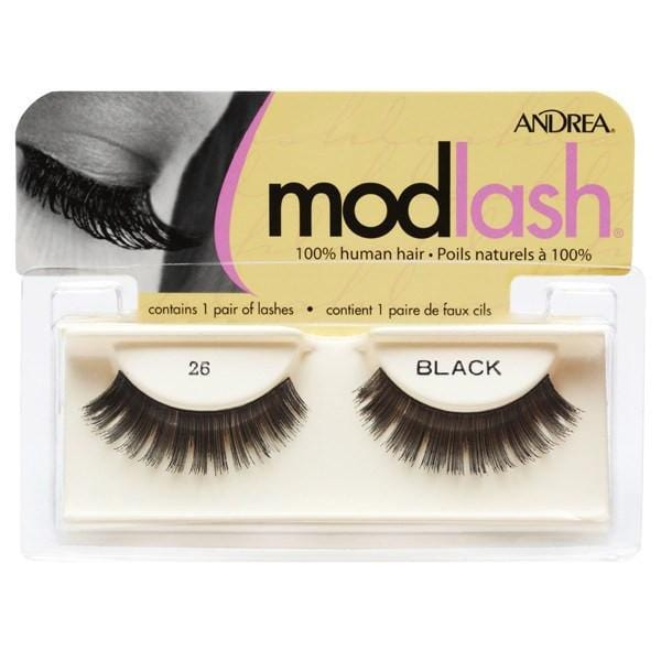 Andrea ModLash 26 BLACK