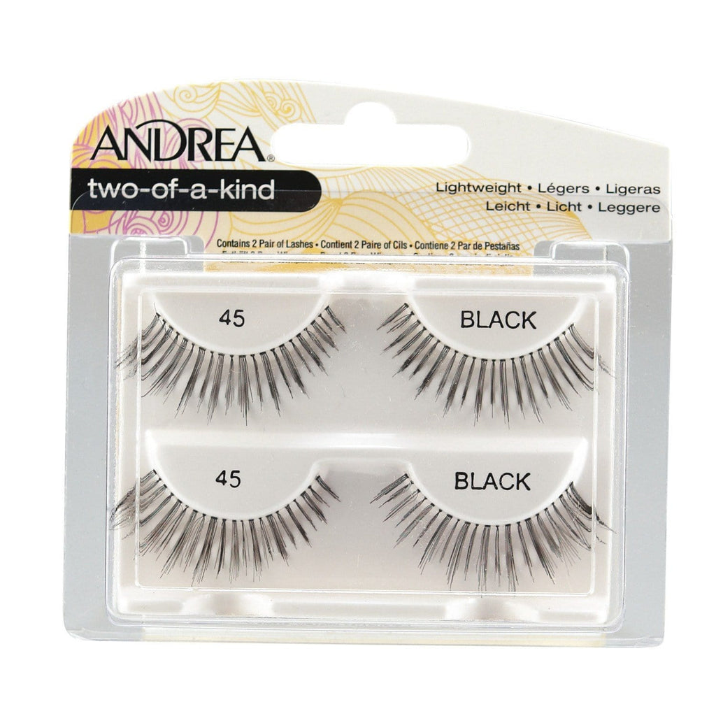Andrea ModLash 45 BLACK (Twin Pack)