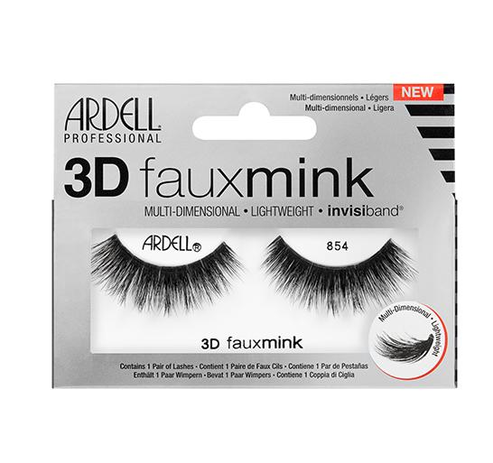 Ardell 3D Faux Mink Lashes 854