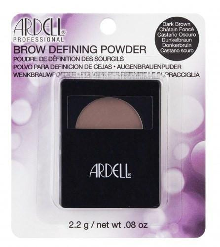 Ardell Brow Powder (Dark Brown)