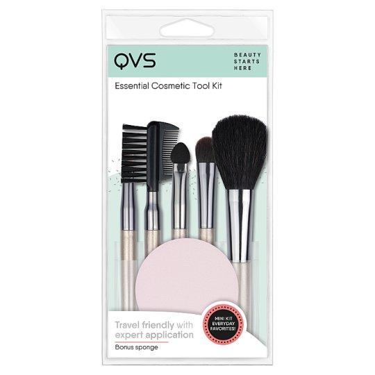 QVS Essential Cosmetic Tool Kit