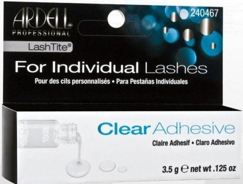 Ardell Lashtite Permanent Adhesive (Clear .125 oz.)