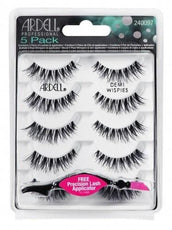 Ardell Demi Wispies BLACK (5 Pack + Applicator)