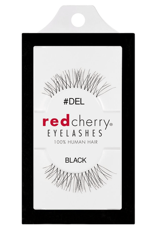 Red Cherry Delilah BLACK (DEL)