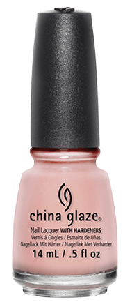 China Glaze Nail Lacquer (Diva Bride)