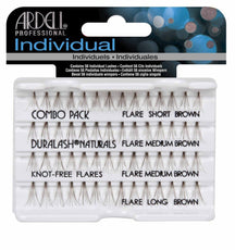 Ardell Knot-Free BROWN COMBO