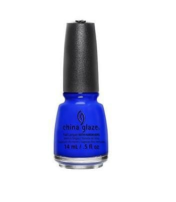 China Glaze Nail Lacquer (I Sea The Point)