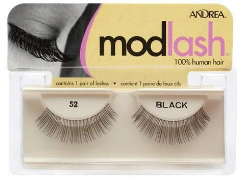 Andrea ModLash 52 BLACK