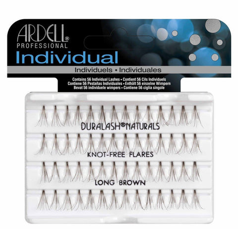 Ardell Knot Free LONG BROWN