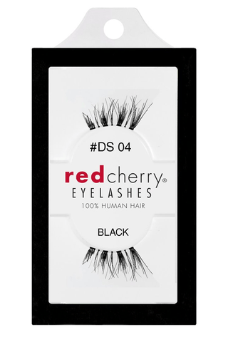 Red Cherry Accent Lashes # DS04