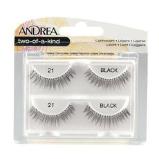 Andrea 21 BLACK (Twin Pack)