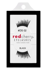 Red Cherry DS02 Accent Eyelashes BLACK (Sloan)