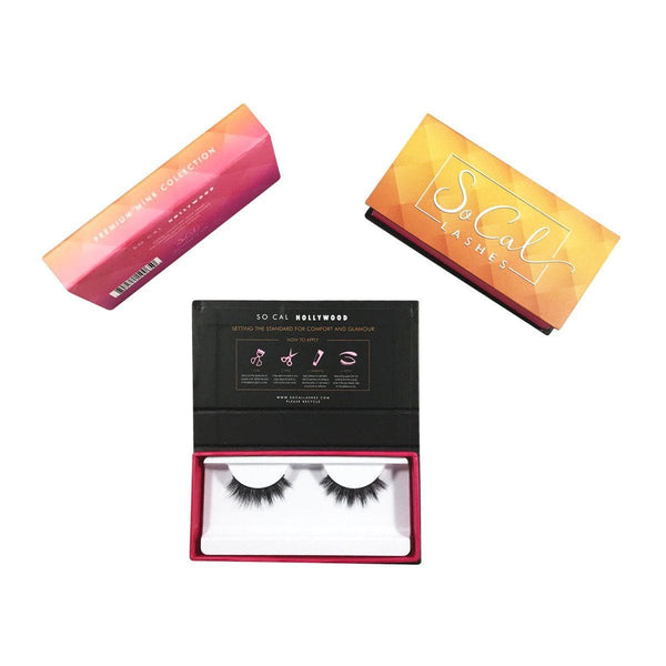 So Cal Premium Mink Lashes - HOLLYWOOD