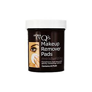 Andrea Eye Q's Makeup Remover Pads