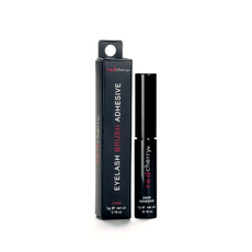 Red Cherry Eyelash Brush Adhesive (Dark) .18oz