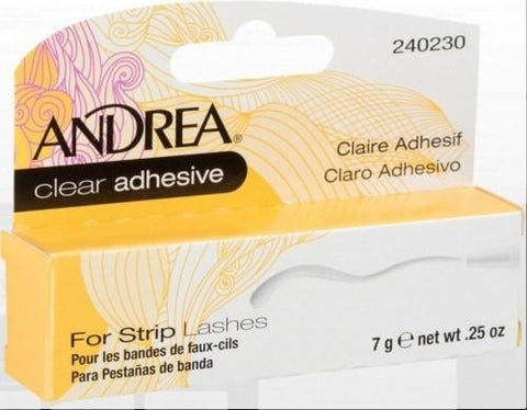 Andrea Strip Lash Glue (Clear) .25oz