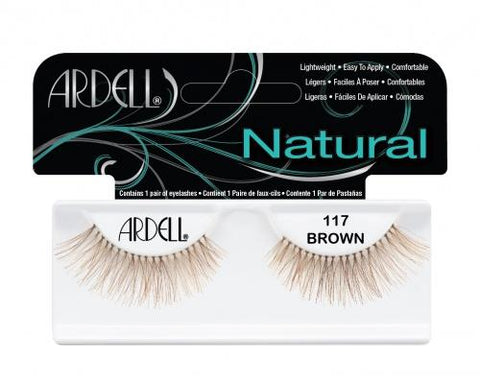 Ardell 117 BROWN