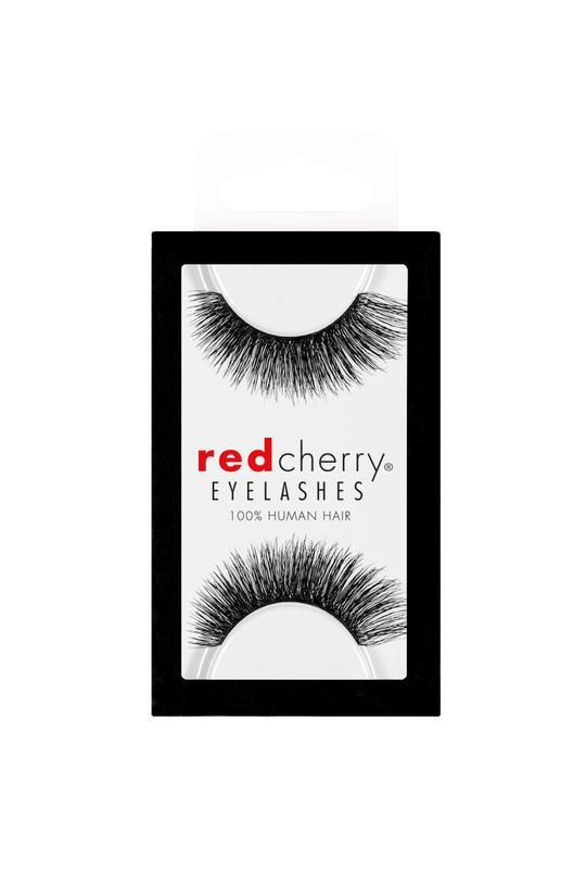 Red Cherry Delphine Black