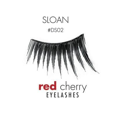 d8e57da2073 Red Cherry DS02 Accent Eyelashes BLACK (Sloan) – Eyelashes Unlimited