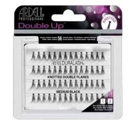Duralash Knotted Double Individuals Medium BLACK