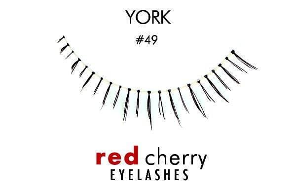 Red Cherry 49 BLACK (York)