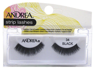 Andrea ModLash 34 BLACK