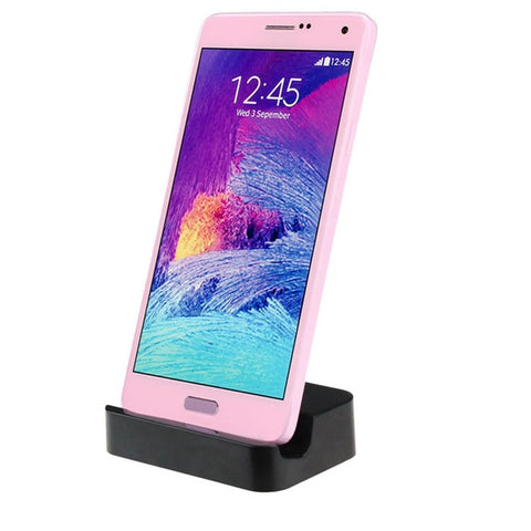 1pc LightWeight Wirless Micro USB Charger Charging Syncing Docking Station Dock Universal For Cell Phones