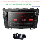 2 DIN Size Car Stereo DVD GPS NAV Radio for Honda CRV CR-V CR V 2007 2008 2009 2010 2011 GPS/RDS/USB/SD/SWC/BT/CAM IN/Subwoofer