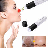2018 Handheld Electric Blemish Blackhead Remover Cleaner Vacuum Suction Facial Blackhead Removal Skin Care Cleansing Tool Gift