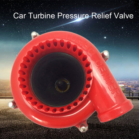 2018 Professional Modified Car Turbine Pressure Relief Valve General Racing Pressure Relief Valve Venting Electronic Turbo Hot