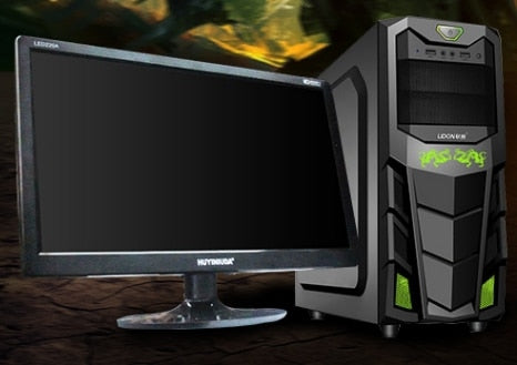 22 24 inch LCD screen all in one PC Fashion design i7 game computer desktop