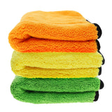 45*38cm Thick Absorbent Car Washer Towel Coral Fleece Double-side Velvet Auto Cleaning Microfiber Cloth Automotive Dust Wipe Rag