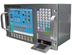 "6U 19"" Rack Mount Industrial Workstation, E5300 (2M Cache, 2.60 GHz), 2GB Memory, 320GB HDD, 4xPCI,4xISA"