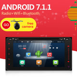 Android 7.1 CAR Audio DVD player FOR TOYOTA RAV4 2001-2008 COROLLA 2000-2006 gps Multimedia head device unit receiver BT WIFI