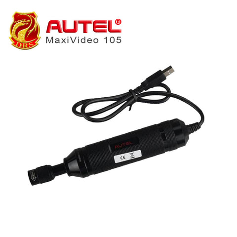 Autel MaxiVideo MV105 Image Head 5.5mm Digital Inspection Cameras work with MaxiSys & Maxisys Pro & Maxisys Mini & PC computer