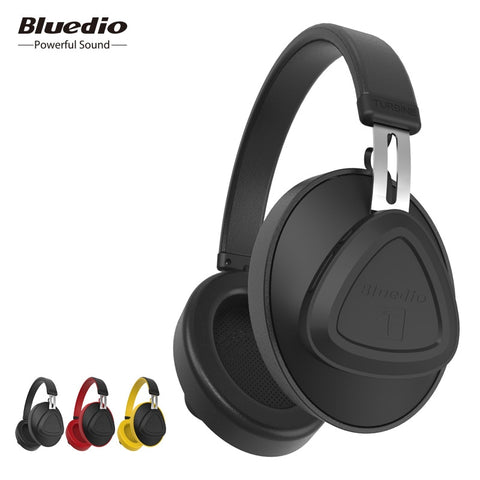 Bluedio TM 5.0 Bluetooth Wireless Headphones Music Headset For Phone Monitor Studio Earphone Support Voice Control