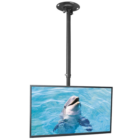 "Ceiling TV Mount Bracket Fits most 26-50"" LCD LED Plasma Monitor Flat Panel Screen Display  MC4602"
