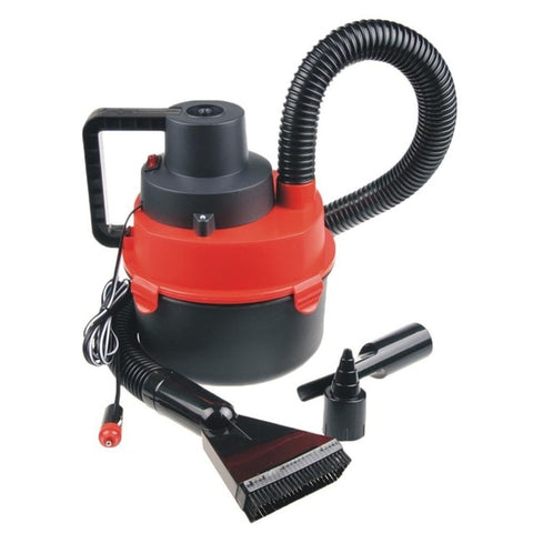 Compact Size Dual Use Powerfull Mini Auto Car Vacuum Cleaner Wet/Dry DC 12 Volt Easy and Hassle-free Cleaning Process