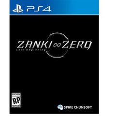 Zanki Zero: Last Beginning Ps4