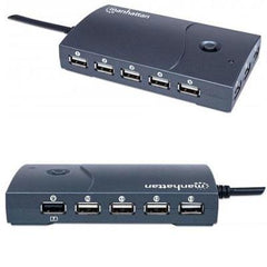 13 Port USB Hub wPower Adp