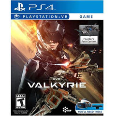 Psvr Eve Valkyrie Ps4