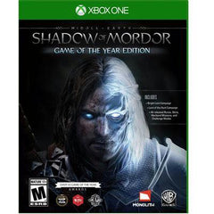 Me Shadow Of Mordor Goty Xone