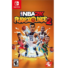 NBA 2K Playgrounds 2 NSW